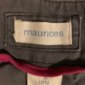 Maurices Pants - Ladies twill pants!👖